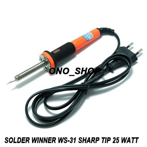 Solder Winner WS-31 Sharp Tip 25 Watt