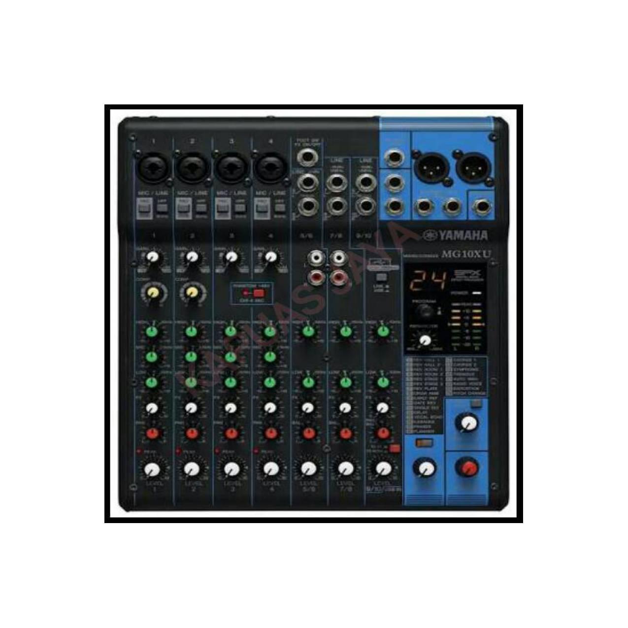 Mixer YAMAHA MG10XU (10Channel)ORIGINAL