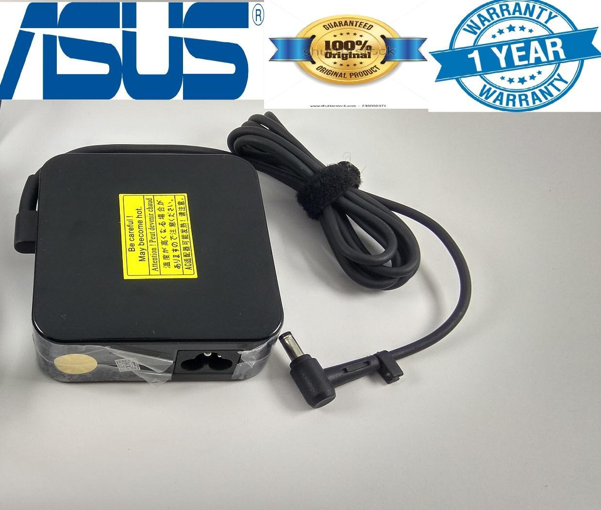 ASUS Adaptor 19v 4.74a 5.5x2.5mm Original Model Petak Kotak ORI