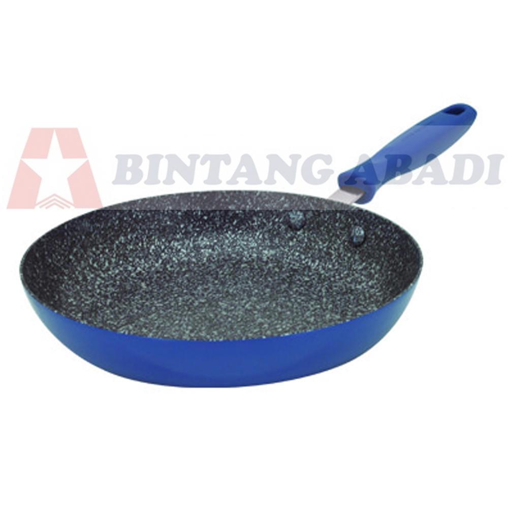 Termurah Maxim Granito Fry Pan 24 cm / Teflon Keramik Wajan Penggorengan Harga Grosir