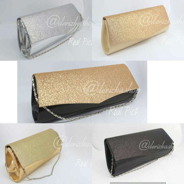 Tas Import Wanita Fashion Abu Selempang Clutch Pesta Elegan 86512 - Hitam.  Source · clutch   dompet kondangan   tas kondangan   dompet pesta - tbtbnI 49bf3c35c3