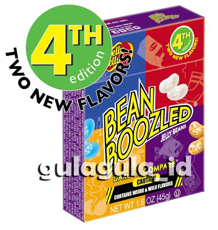 Bean Boozled Refill 4th Edition
