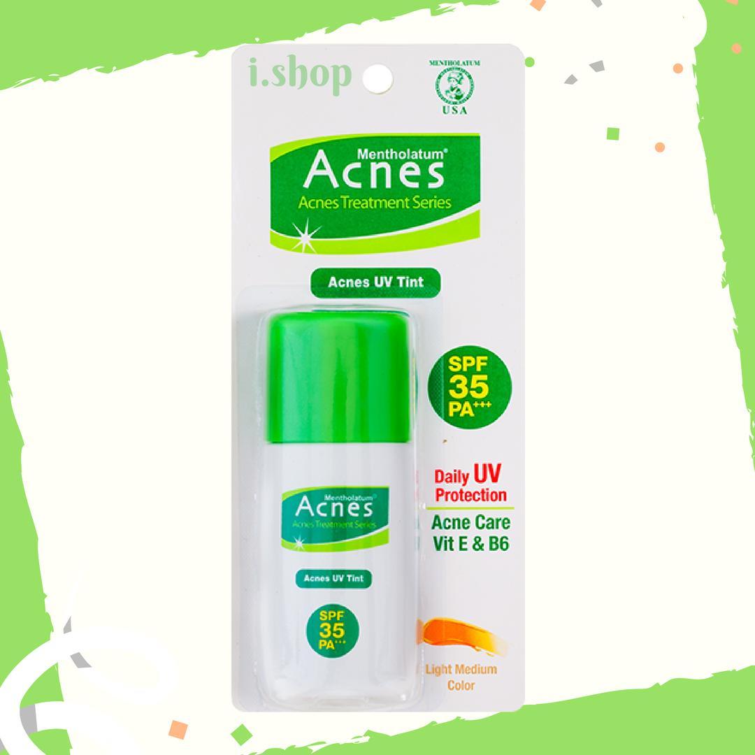 Acnes Treatment Series - UV Tint / Tabir Surya untuk kulit berjerawat / Alas Bedak Kulit Berjerawat