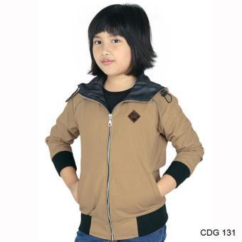 Pencarian Termurah Catenzo Junior-Jaket Anak Cewek CDG 131 Murah harga penawaran - Hanya Rp88