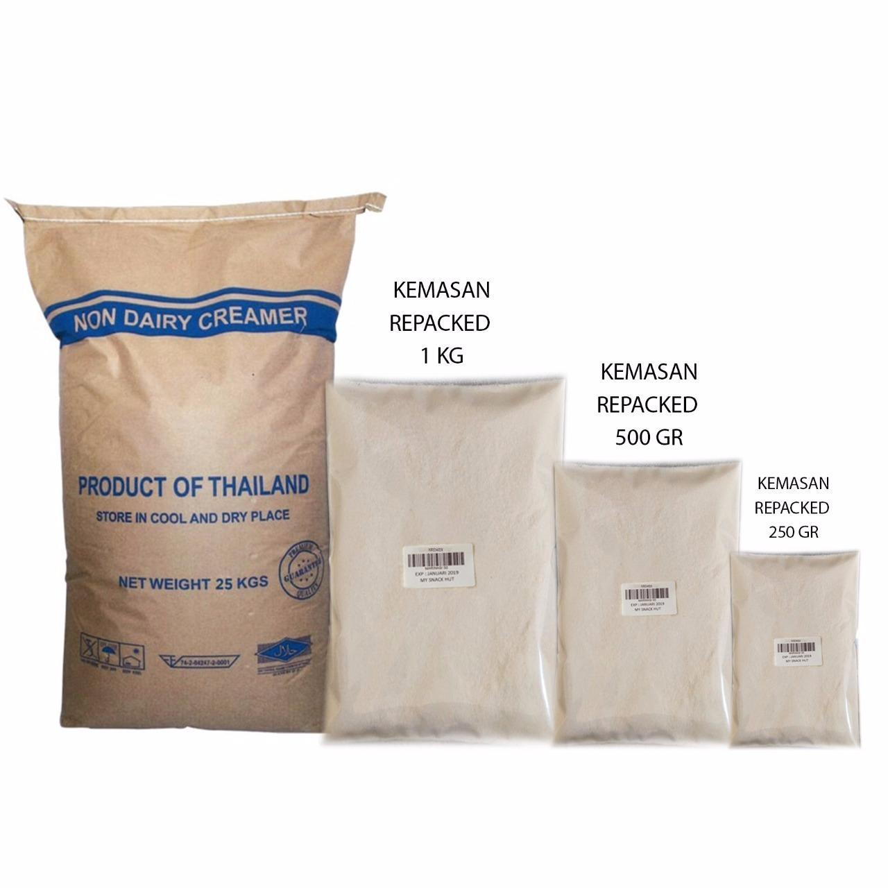Harga non dairy creamer powder 250gr krimer bubuk kremer bubuk ndc coffee | HARGALOKA.