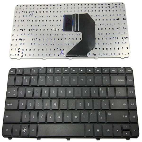 Keyboard HP COMPAQ Pavilion CQ43 Series US - Black