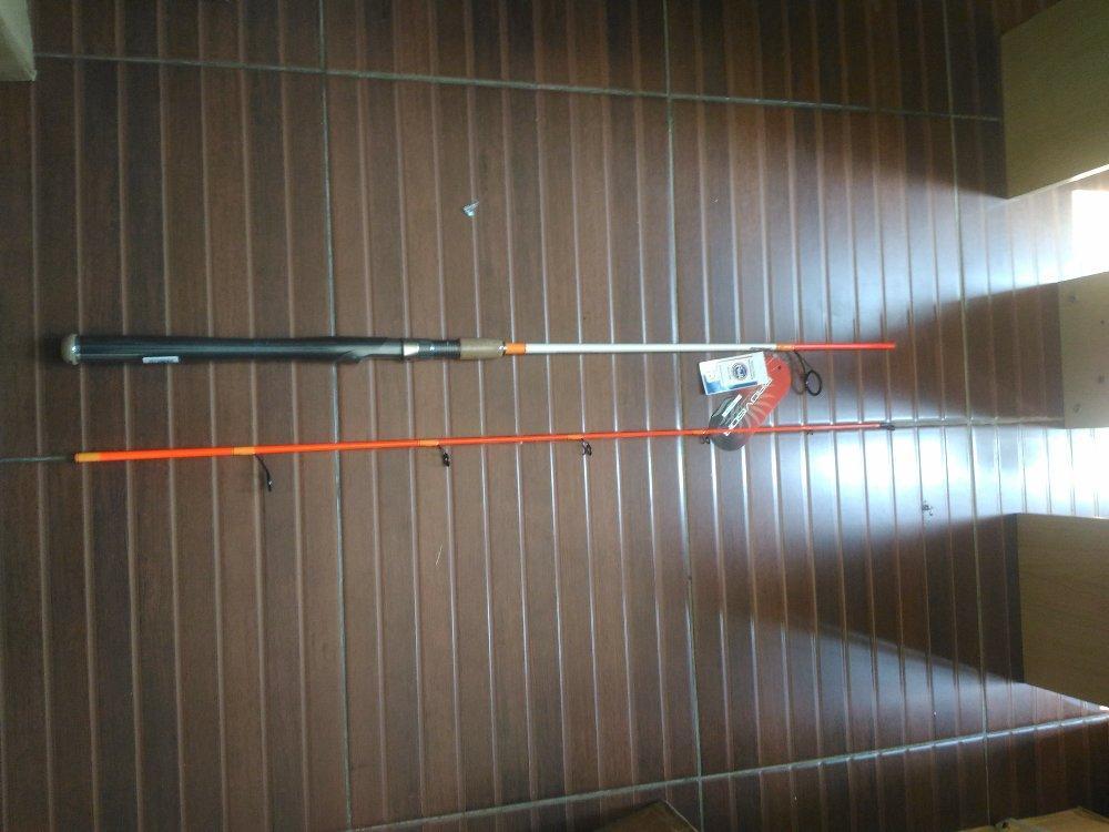 joran daiwa provisor 180 cm