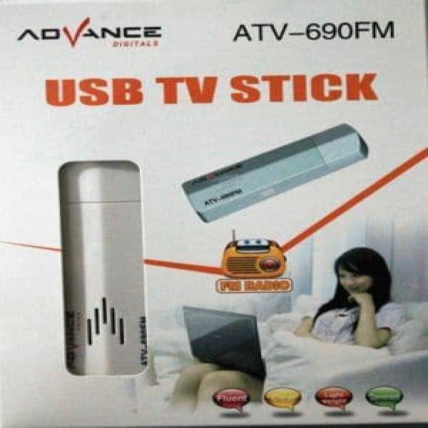 TV Tuner Advance ATV690 USB TV STICK