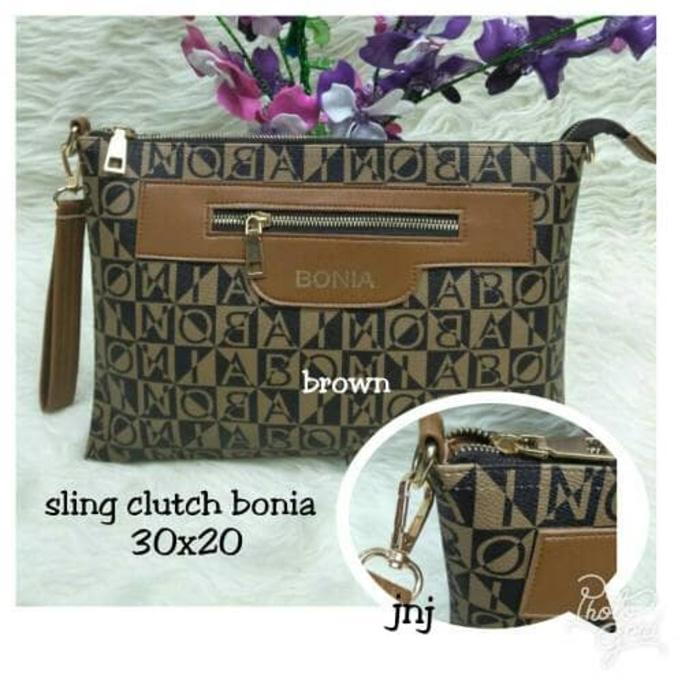 PROMO TERBATAS!!! tas murah/tas lokal/sling bag murah/clutch murah/sling clutch bonia