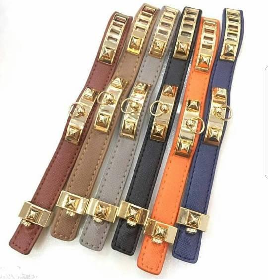 Gelang - Hermes Strap Bracelet
