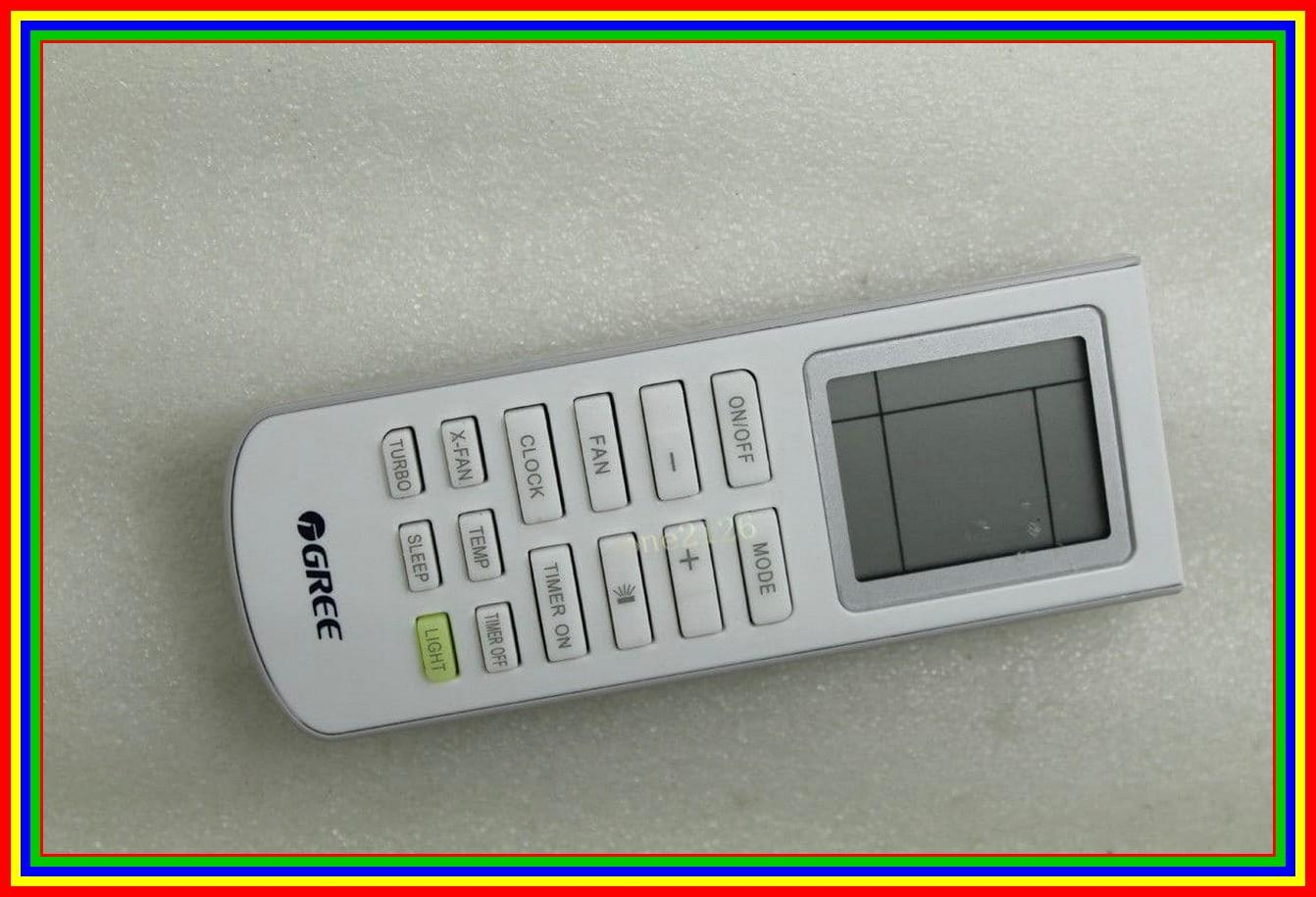 Remot Remote AC Gree Yam1F Ori Original