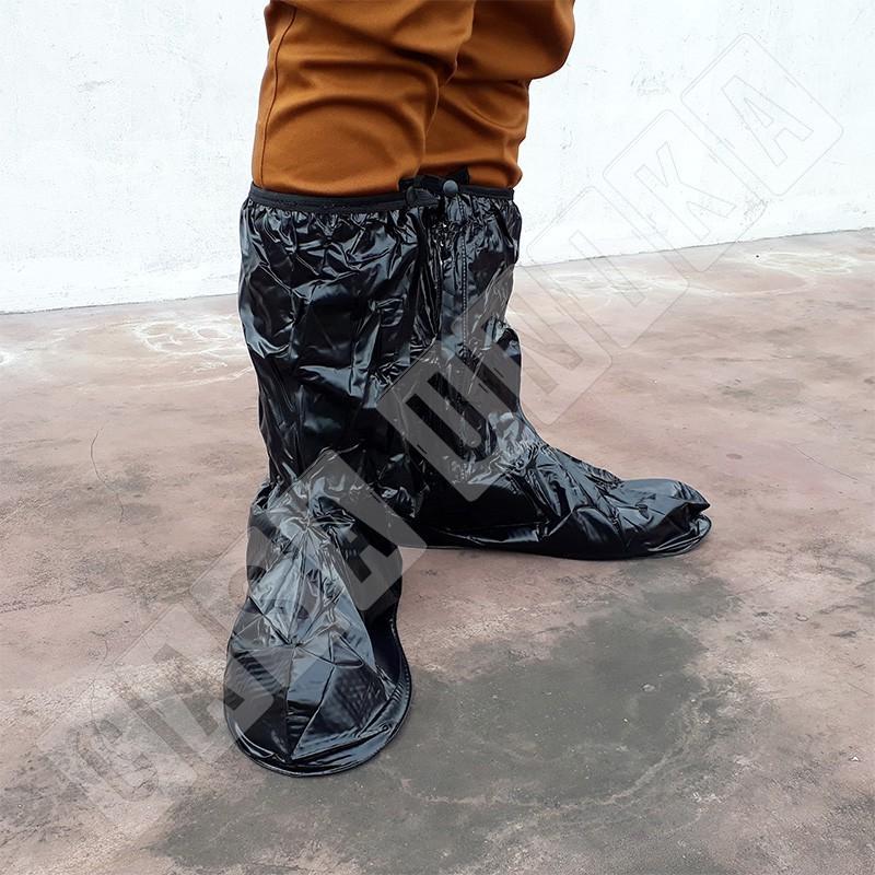 Jas Hujan Sepatu Shoes Cover Polos Warna HW-208