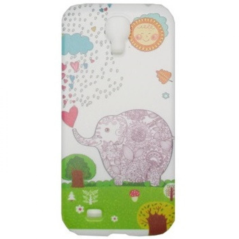 Best Seller!!! Painting Phone Plastic Case for Samsung Galaxy S4 Casing HP Murah Terbaru