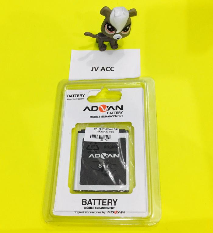GROSIR BATTERY BATERAI BATRE ADVAN S4J / S4E ORIGINAL 99%
