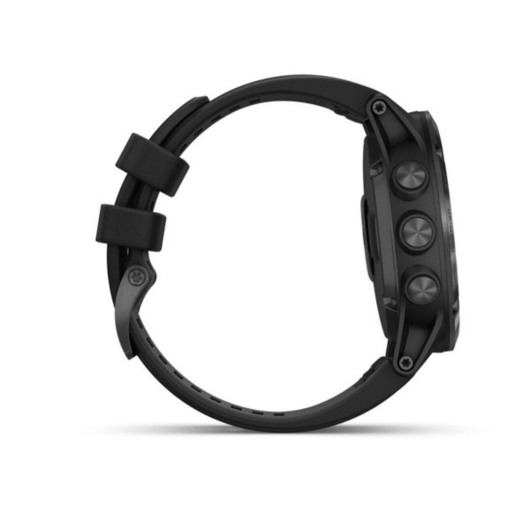 Features Garmin Fenix 5x Plus Dlc Carbon Gray W Black Band Garansi Forerunner 235 Blue Resmi Dmi 1 Tahun