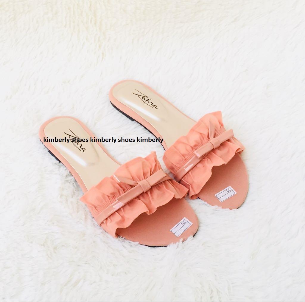 Kimberly Shoes - Flat Sandal AST-01 Suzie