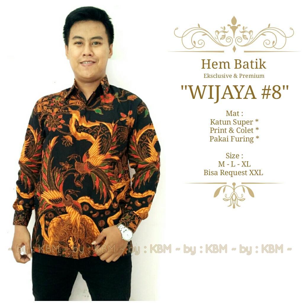 promo kemeja batik eksclusive dan premiu wijaya #8
