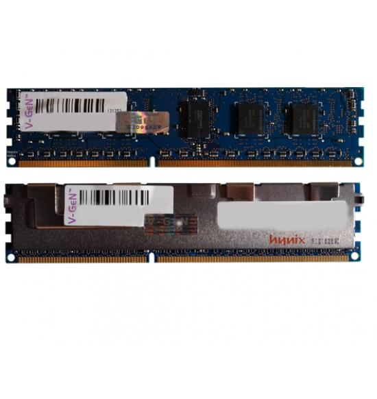 Memory RAM V-GeN Untuk Server DDR4 16GB PC-17000 2133MHz ECC REG