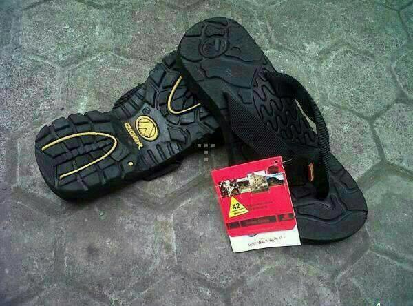 Sandal / Sendal Eiger Model Jepit
