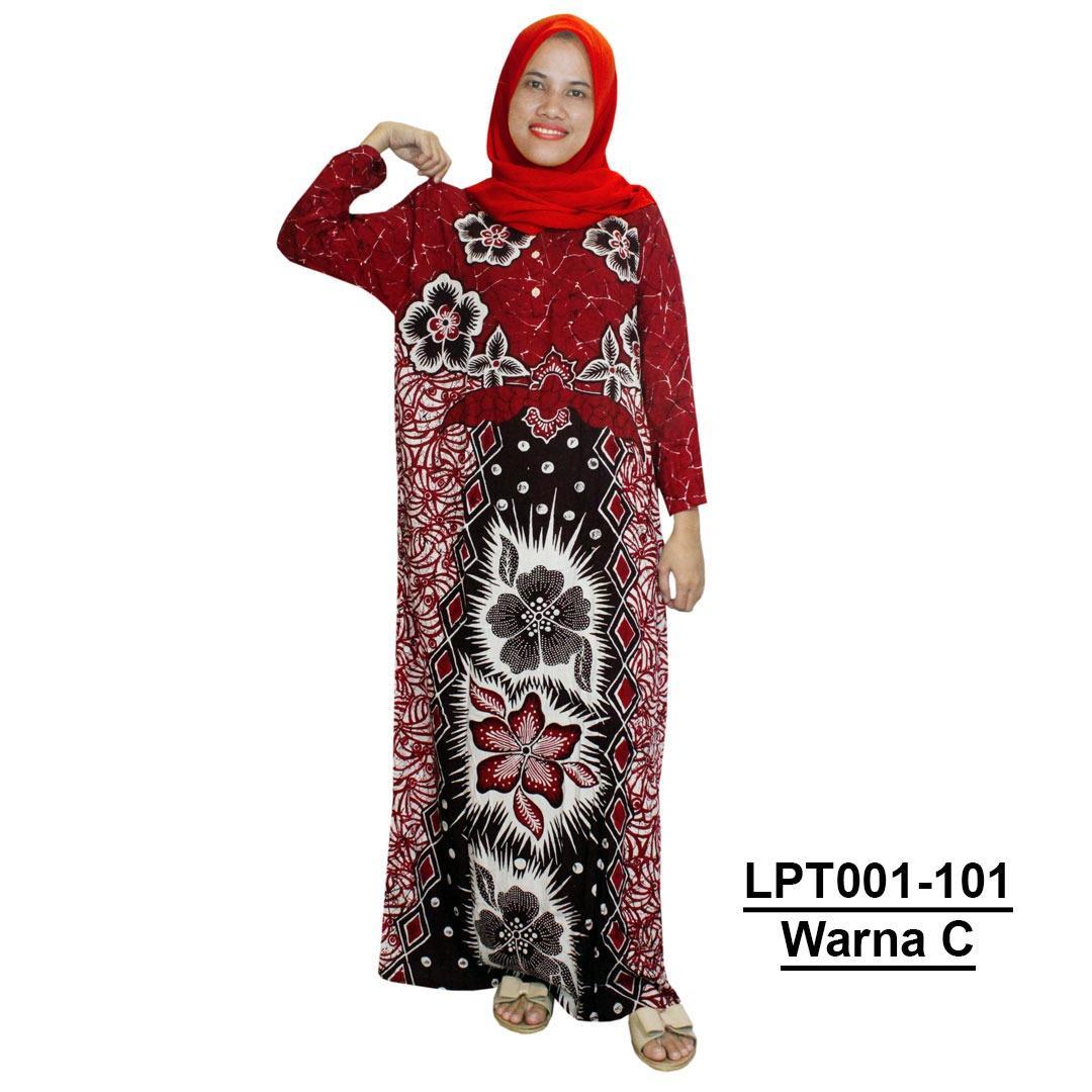 Stelan Celana Kulot 34 Berlengan Pendek Batik Print Spt002 04a 3 4 Spt001 14 Alhadi Printing 09a Daftar Source Longdres Daster Lengan