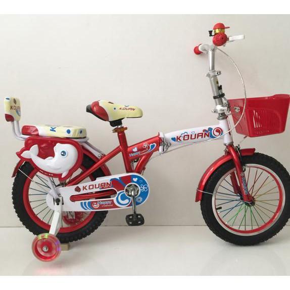 BEST SELLER!!! KHUSUS GOSEND - Sepeda Lipat Anak 16 Inch LKF-161
