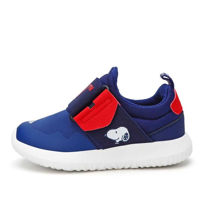 aca578687a Snoopy Children s Shoes Boy s Athletic Shoes 2018 Autumn New Style Kids  Running Shoes Children Tourism Casual