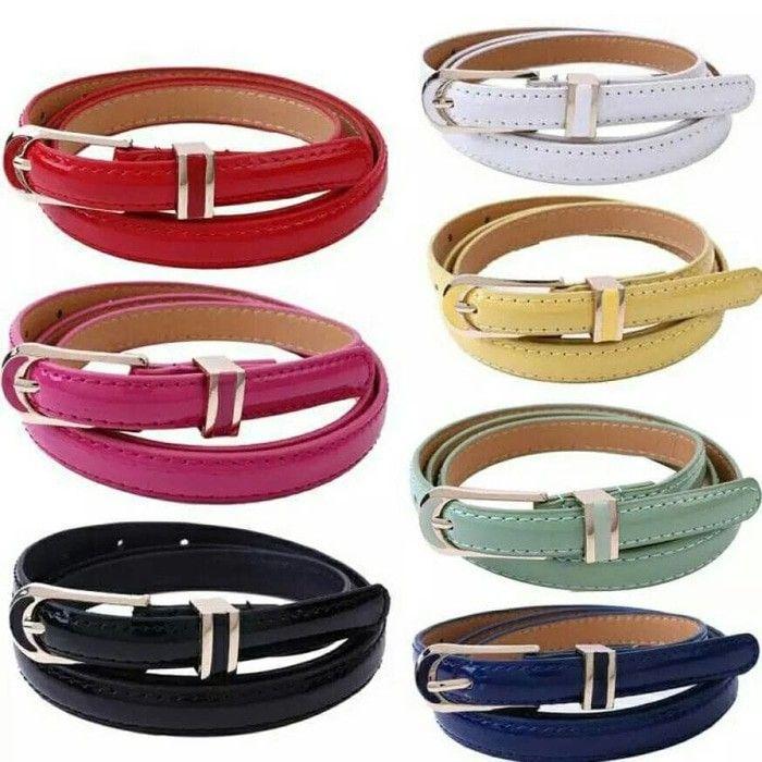 Skini belt - ikat pinggang wanita cantik dan murah - ikat pinggang wanita best seller