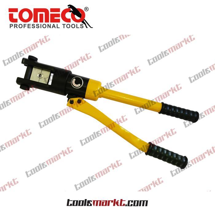 ORIGINAL - Tomeco Alat Press Kabel Skun Hidrolik 10-240mm Hydraulic Crimping Tool