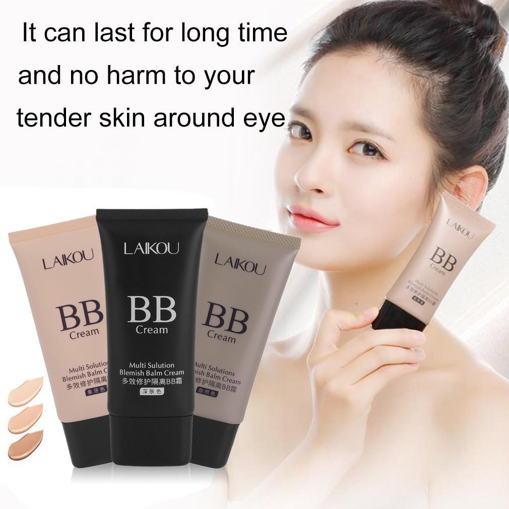 Make Up Concealer Foundation Cair BB Cream Levin Kou Warna Nude Dari Pabrik Harga Grosir