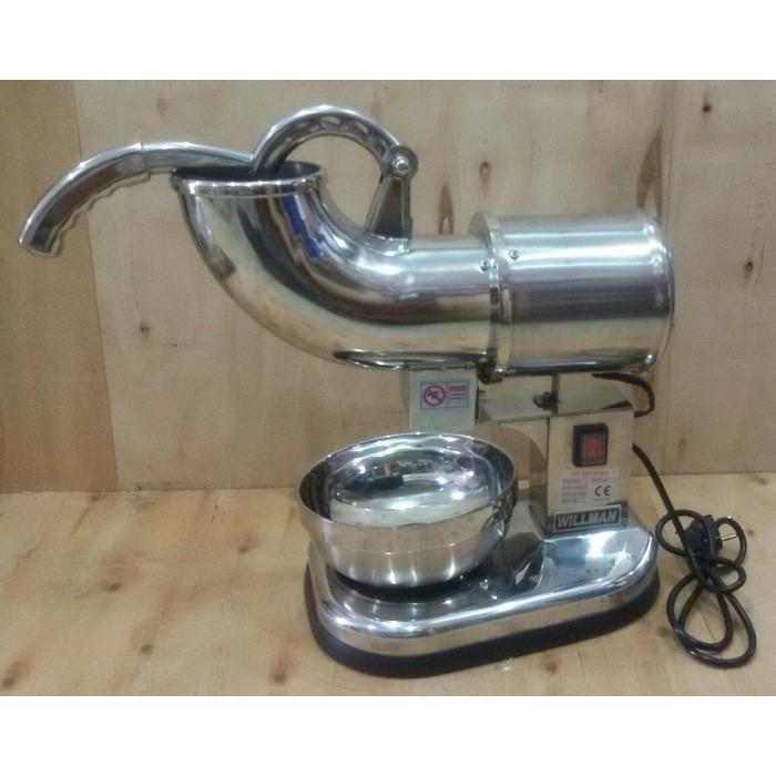 Mesin Es Serut (Ice Crusher) Willman Zy-Sb114 Full Stainless Steel - Bh60jm