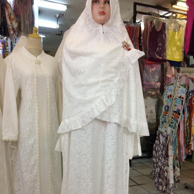 Fitur Gamis Jubah Pria Putih Bahan Katun Perlengkapan Haji Dan Umroh