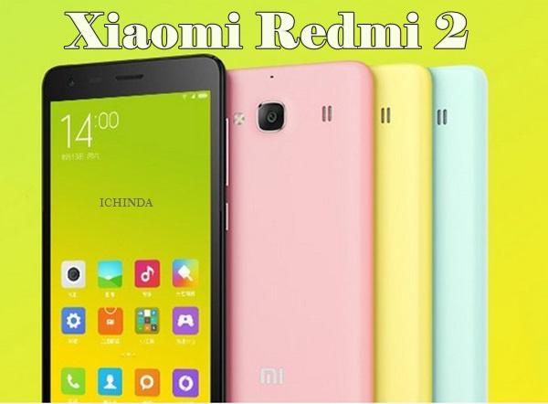 Xiaomi Redmi 2 Ram 1GB - 8GB - Putih