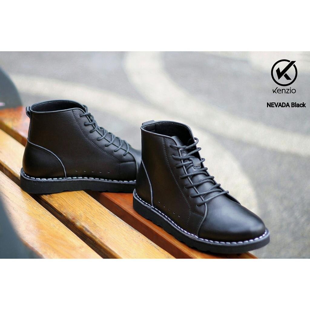 Jual Sepatu Boots Pria Tracking Boot Safetslip On/Loafers/Oxford Shoes/Leather Boot Original Premium