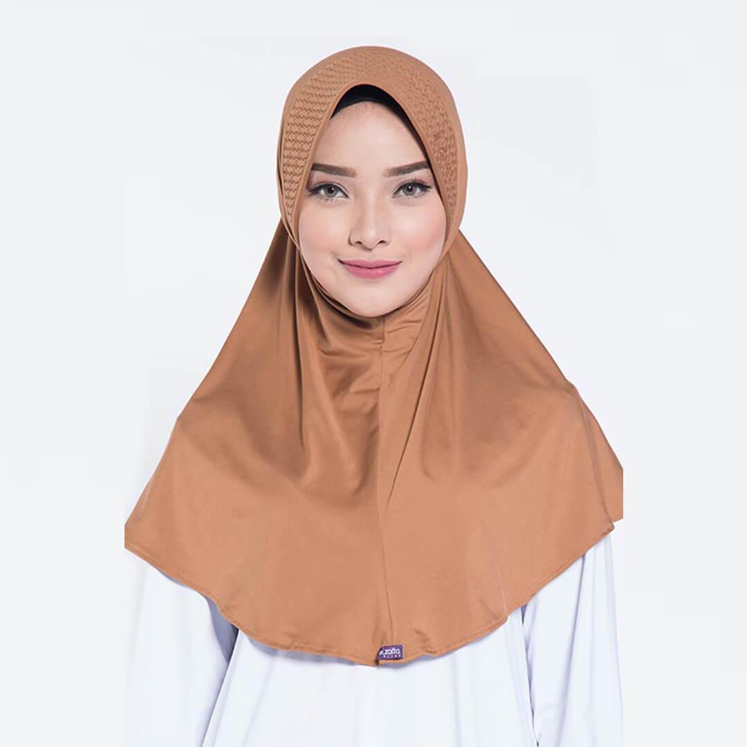 Elzatta Kerudung / Jilbab / Hijab instant / Bergo Orginal dari Elzatta