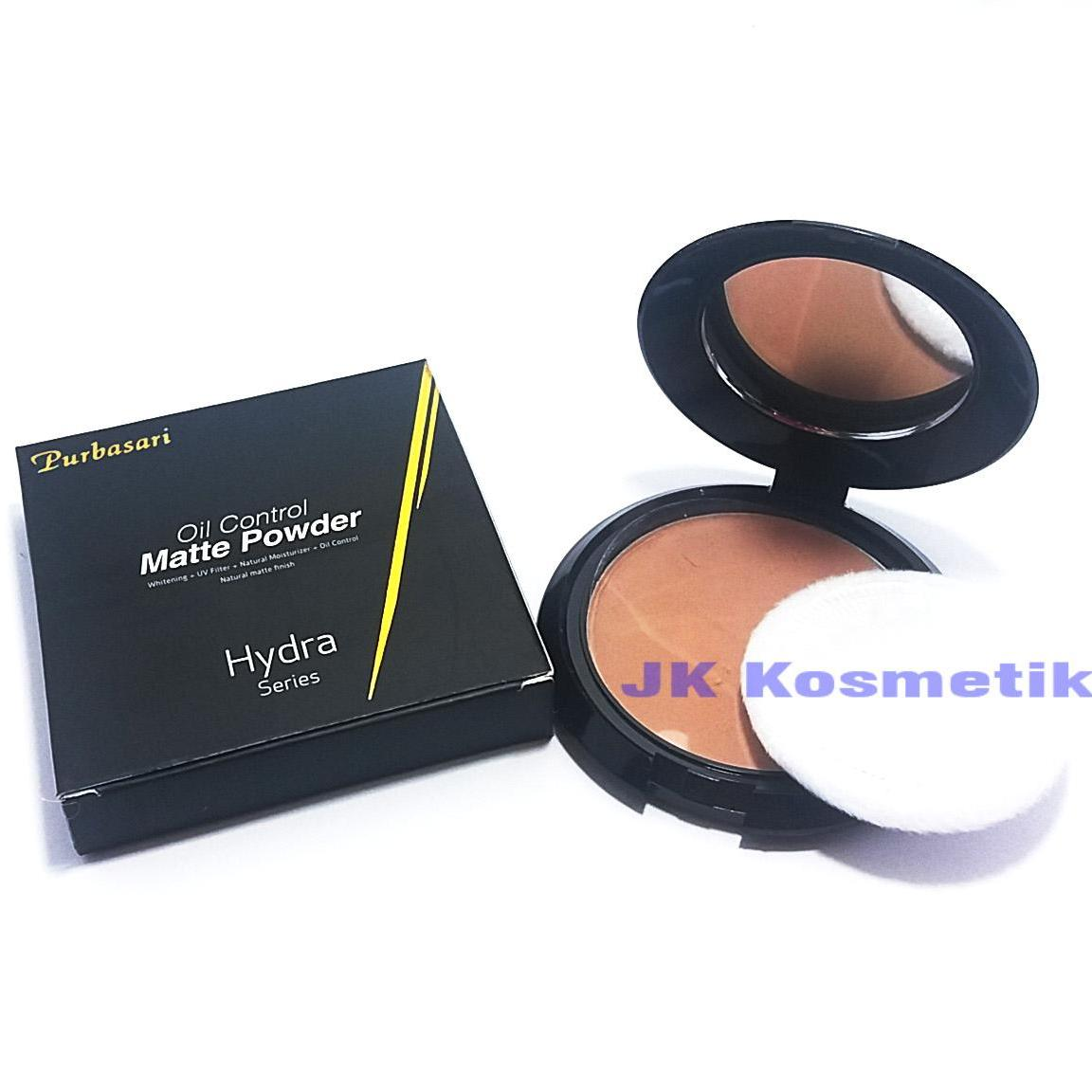 Purbasari Bedak Matte Powder Hydra Series NATURAL