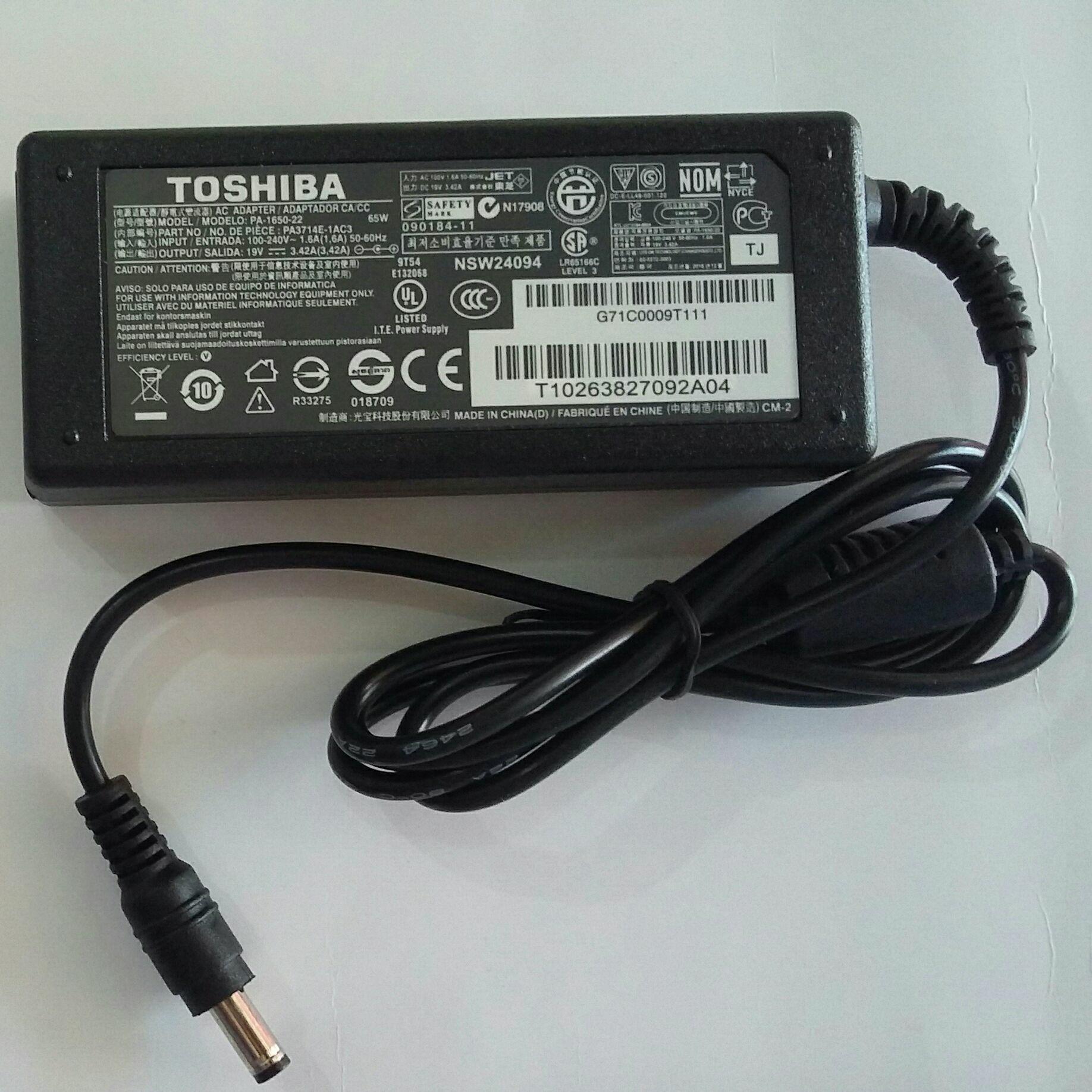 Original Baterai Toshiba A600 L600 C600 C640 L635 L640 L645 Keyboard L735 L745 Series Adaptor L510