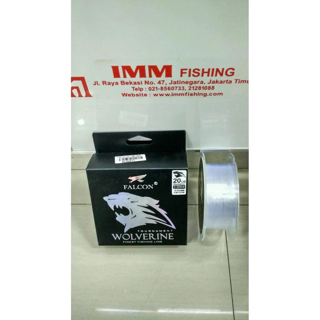 Senar Nylon Falcon Wolverine 150M