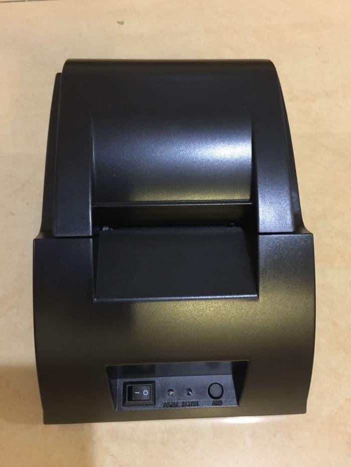 Original Mini Thermal Printer POS5890C Paper 58mm USB  High Quality