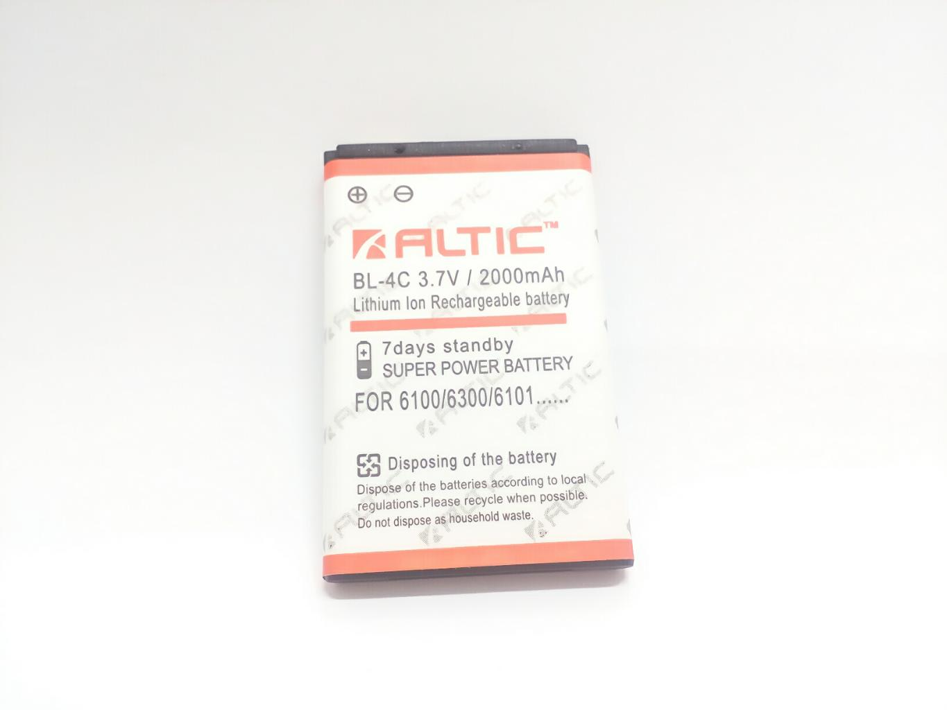 BATTERY NK 6100 BL-4C ALTIC