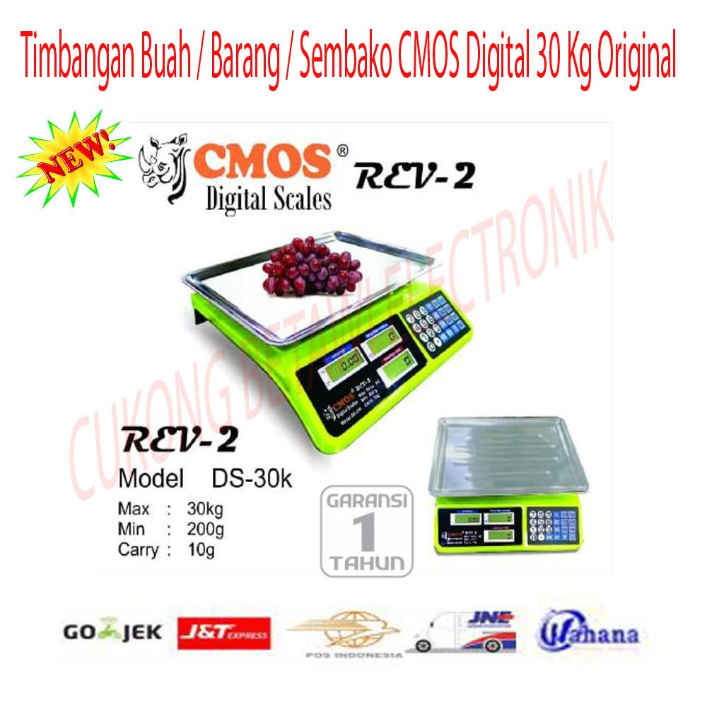 Buy Sell Cheapest Cmos Timbangan Digital Best Quality Product Sony Cr2032batre Kancing Lithium 3v Untuk Ds 30k 30 Kg Promo