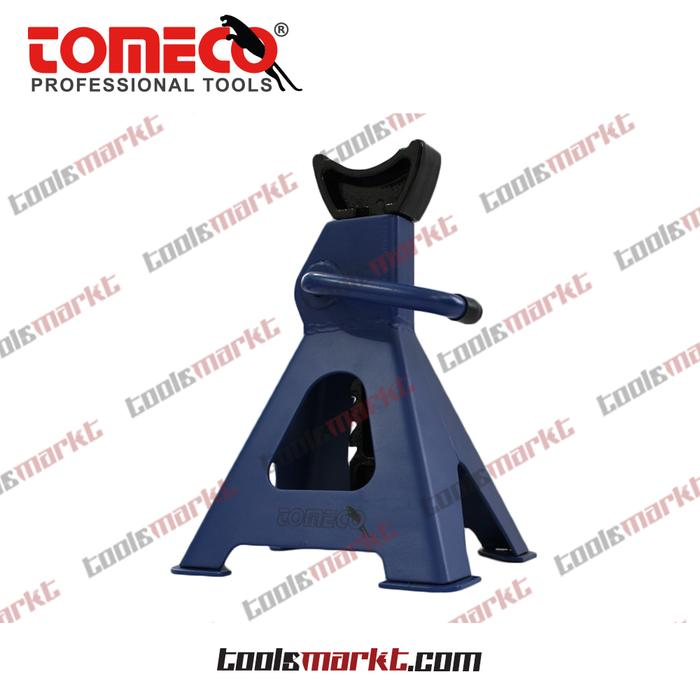 ORIGINAL - Tomeco 3 Ton Ganjalan Dongkrak Jack Stand Set
