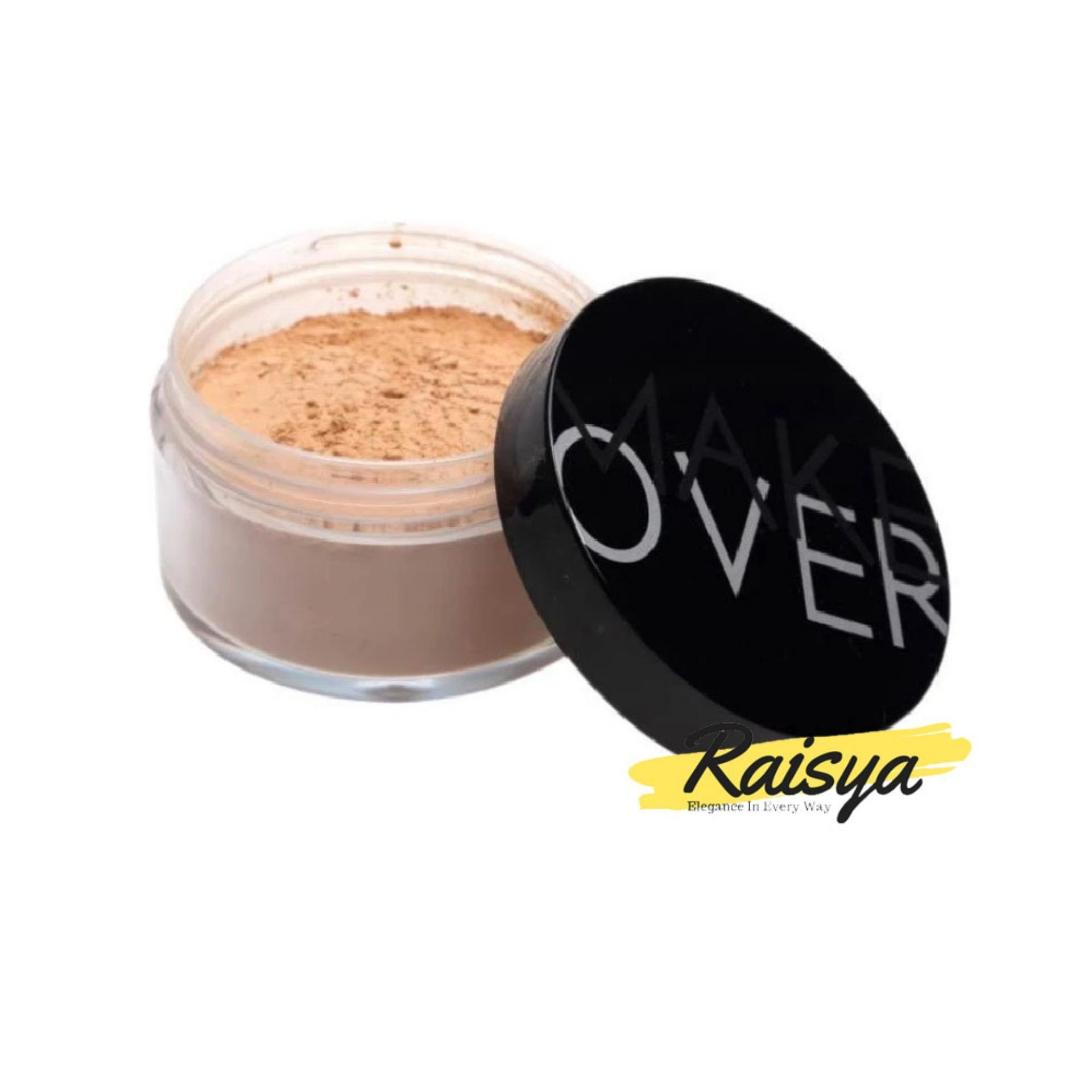 Make Over Silky Smooth Translucent Powder - No. 02 Rosy - Original