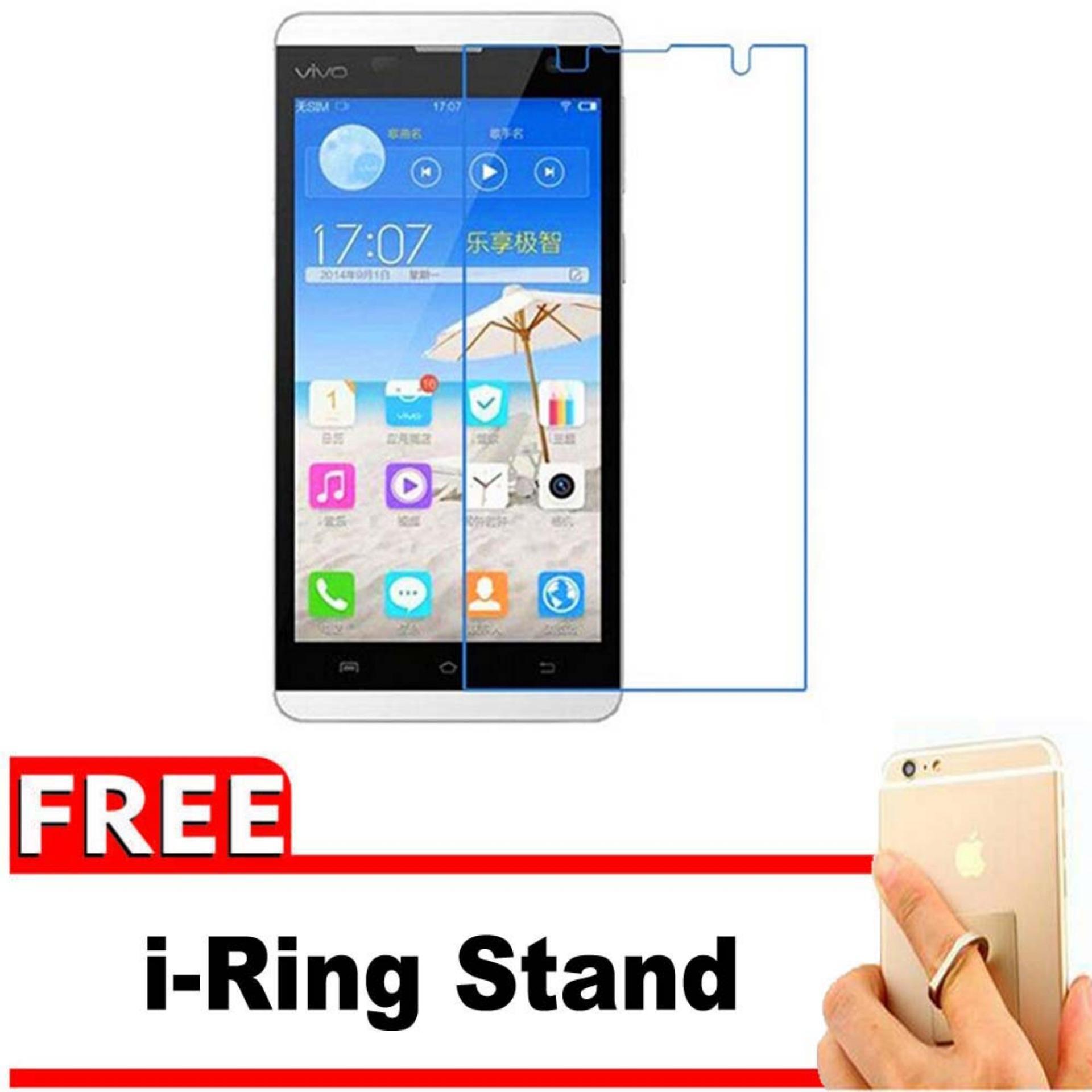 Vn Vivo Y28 / Y28L / Y28S Tempered Glass 9H Screen Protector 0.32mm + Gratis