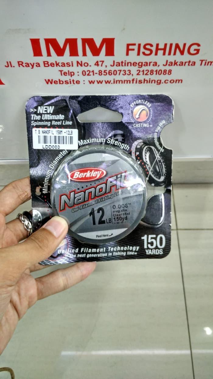 BEST SELLER!!! Tali BERKLEY NANOFIL 150M-12LB - ecnx3B