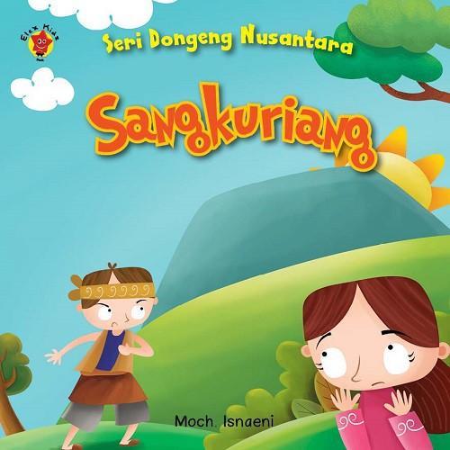 BOARD BOOK SERI DONGENG NUSANTARA : SANGKURIANG