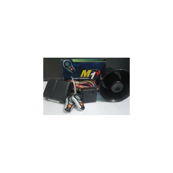 Alarm Mobil M GUARD Type M1   ORIGINAL Dan BERGARANSI 5 TAHUN     Termurah