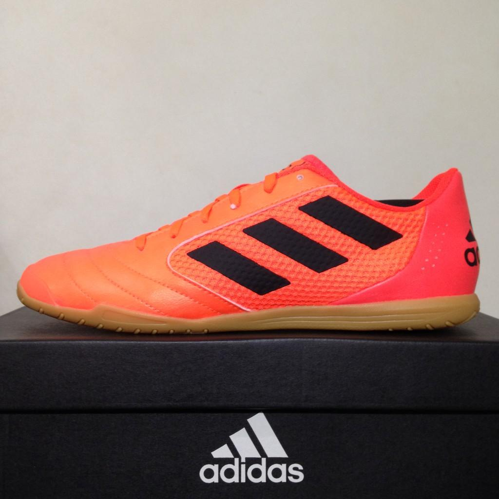 Sepatu Futsal Adidas Ace 17.4 Sala IN Solar Orange BY2236 Original BNIB 21af752581