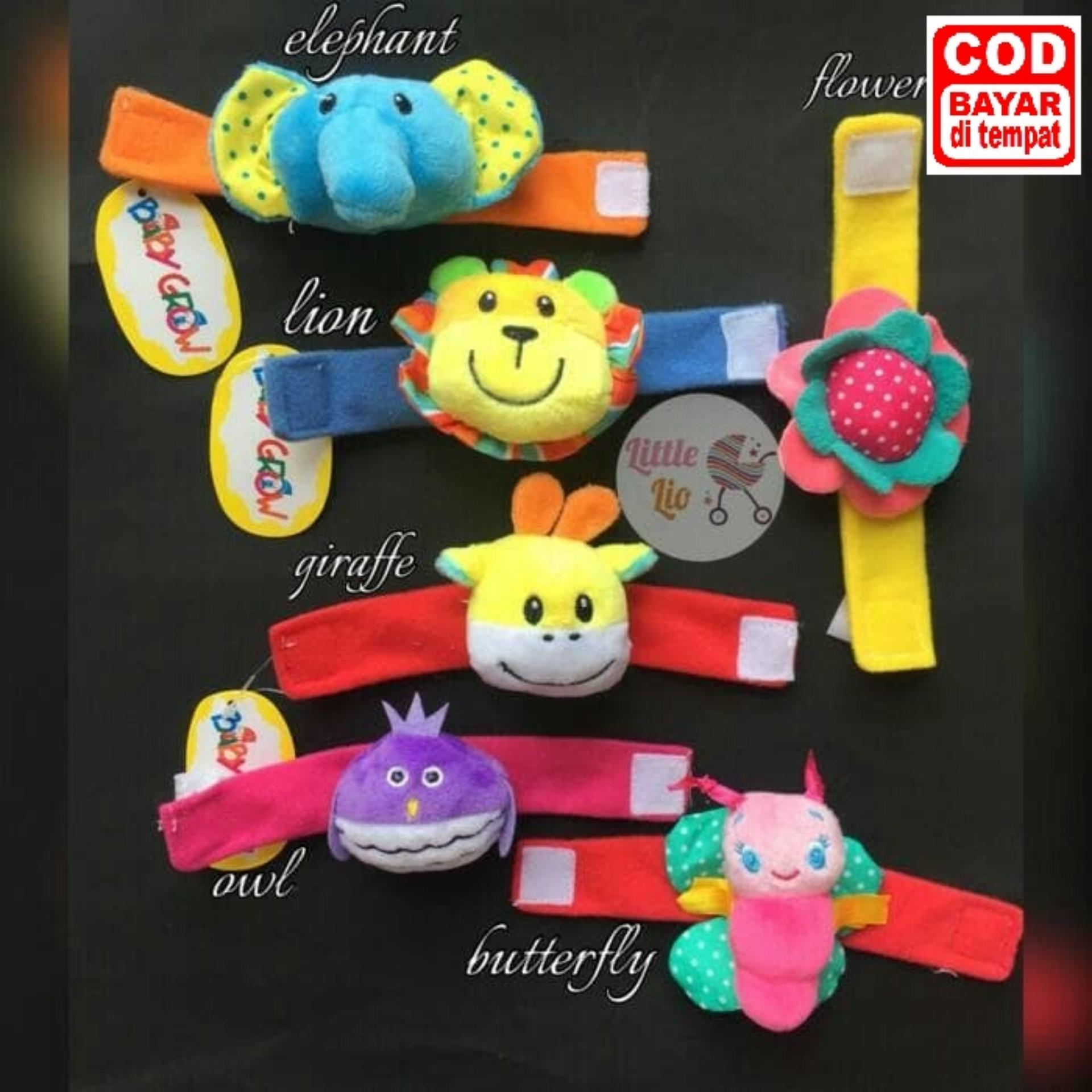 Gelang Rattle - Carter Baby Growth
