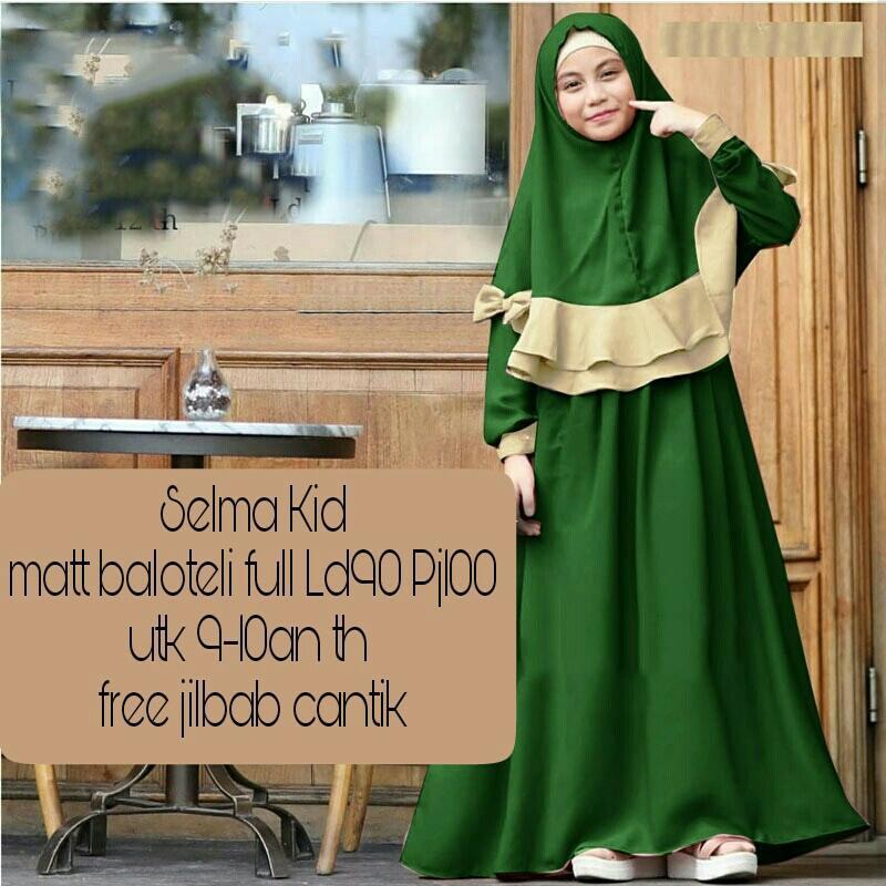 0f64ce630d9e3a9548ef9fc7ae066d7a Koleksi List Harga Dress Muslim Anak Aini Teranyar minggu ini