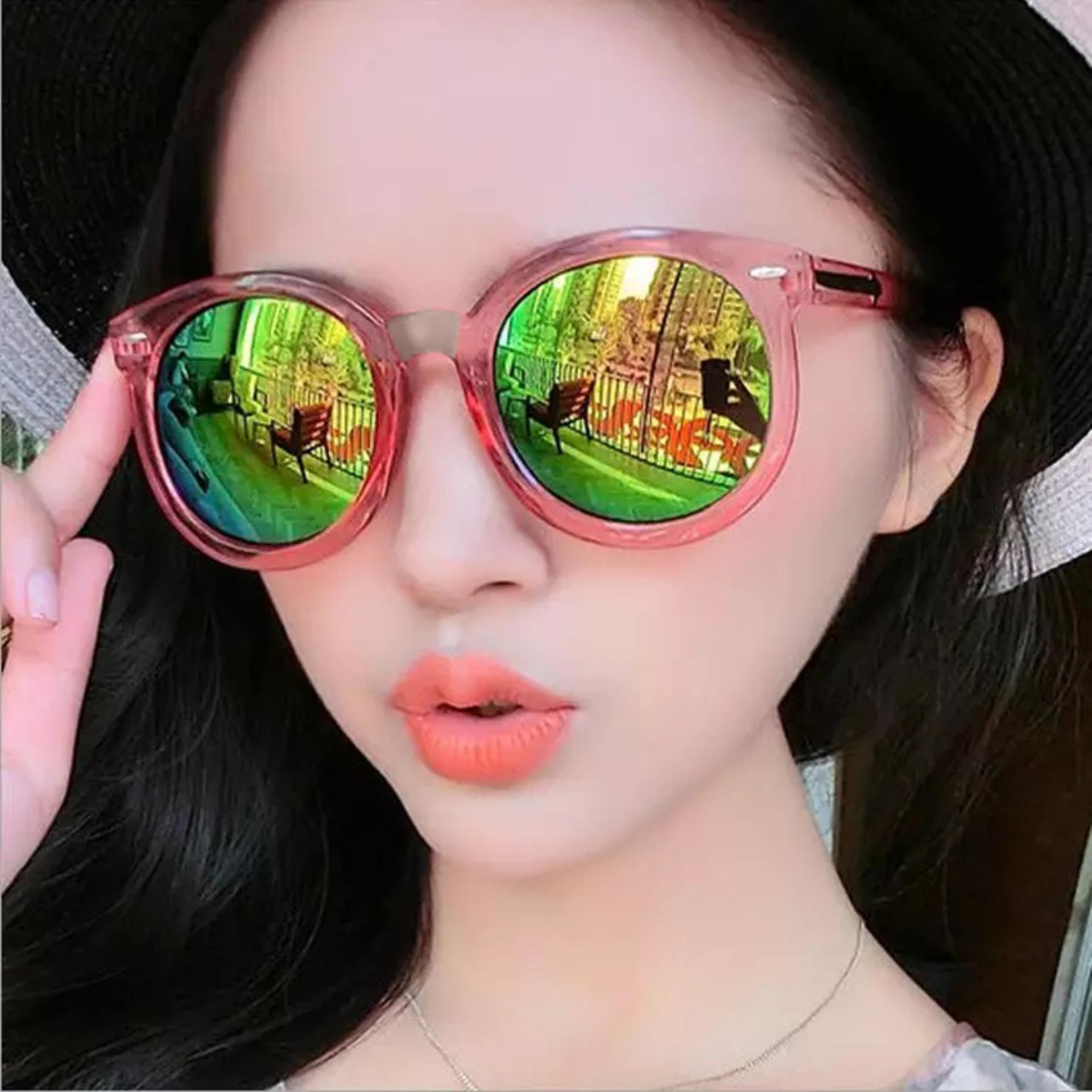 Fashionity Candy Sunglasses MN5016 Red - Kacamata wanita